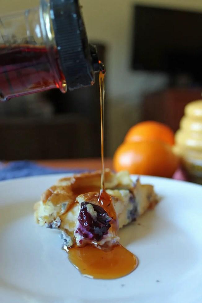 Blueberry Hawaiian Sweet Bread Toast 5--012713