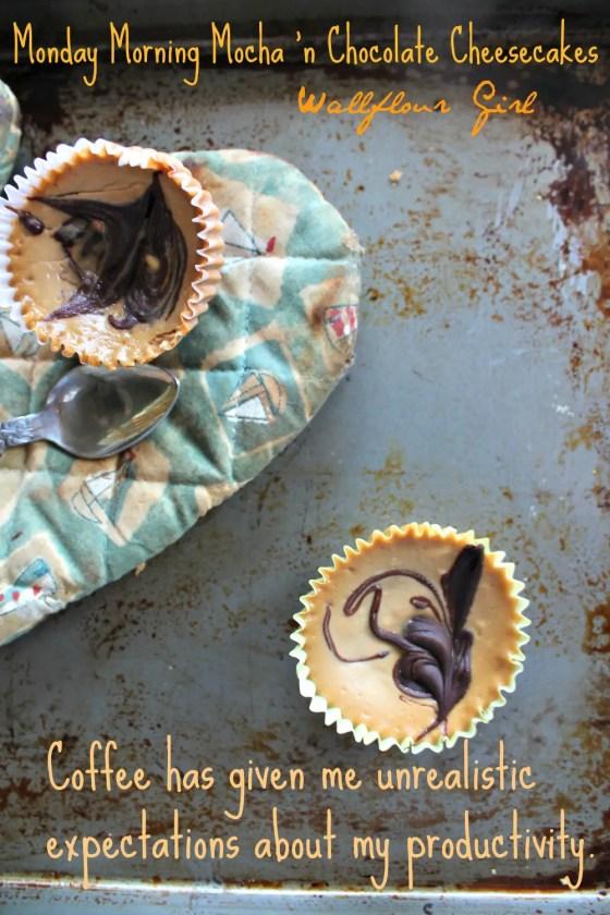 Monday Morning Mocha 'n Chocolate Cheesecake 12--092313