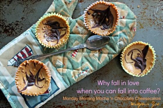 Monday Morning Mocha 'n Chocolate Cheesecake 15--092313