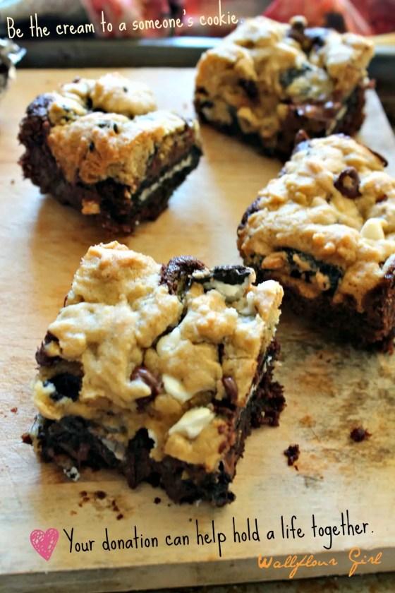 Killer Cookies 'N Cream Brookies 11--112113