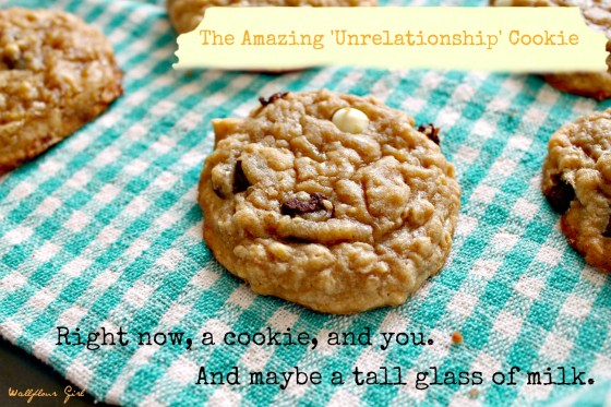 The Amazing 'Un-Relationship' Chocolate Chip Cookie--35--111413