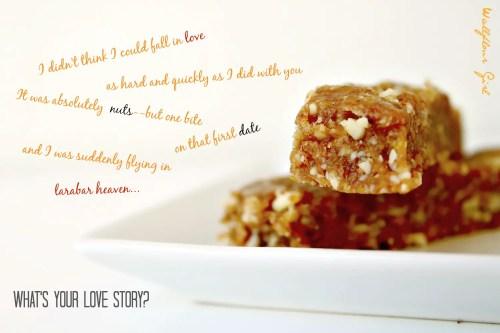Peanut Butter 'Cookie' Lovers' Larabars 8--030214