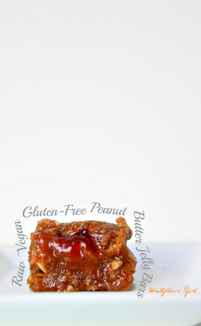 Healthy No-Bake Peanut Butter and Jelly Bars 14--042514