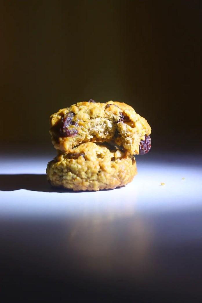 Classic Spiced Oatmeal Raisin Cookies 1--061814