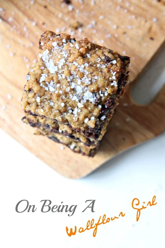 Salted Oatmeal Cookie Chocolate Bars 5--071614