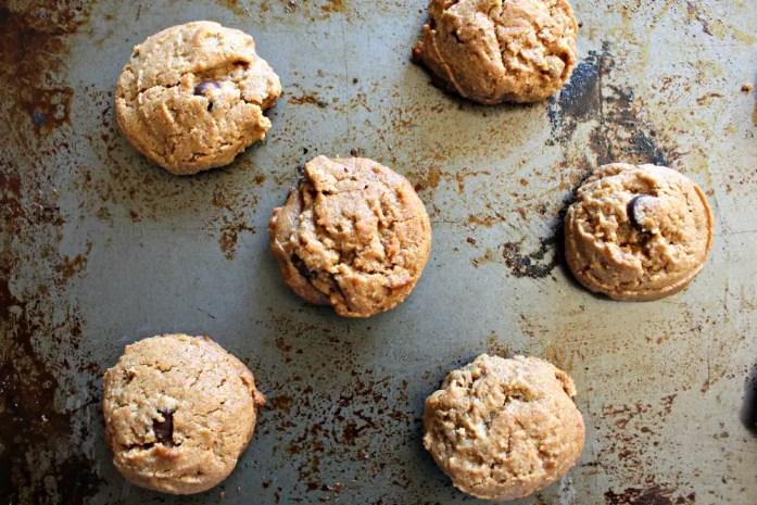 Flourless Peanut Butter Cookies 11--092514