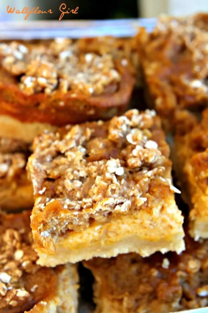 Pumpkin Pie Layer Cheesecake Bars 15--090514