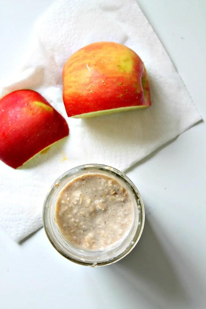 Apple Pie Overnight Oats 4--010715