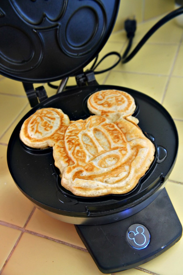 Mickey Mouse Waffles 4--011715