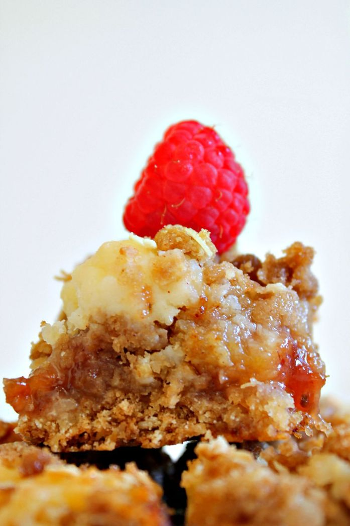 Lemon Curd Raspberry Crumb Bars 6--071815