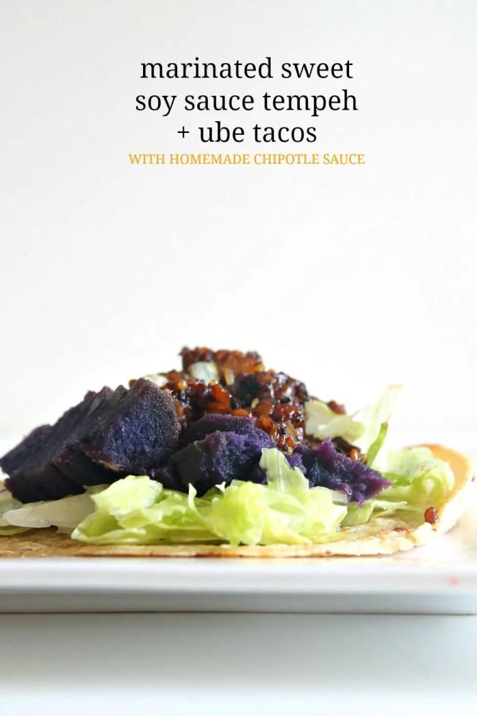 Marinated Tempeh Ube Tacos 5--082915