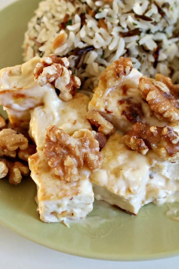 Honey Walnut Tofu 4--092115