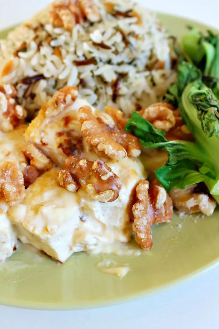 Honey Walnut Tofu 9--092115