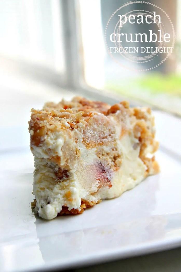 Peach Crumble Frozen Delight 2--090715