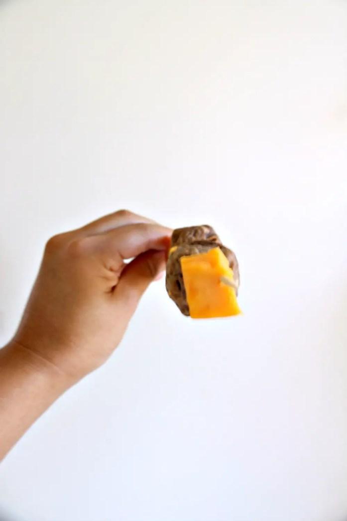 Apple Cheddar Veggie Meatball Skewers 14--101115