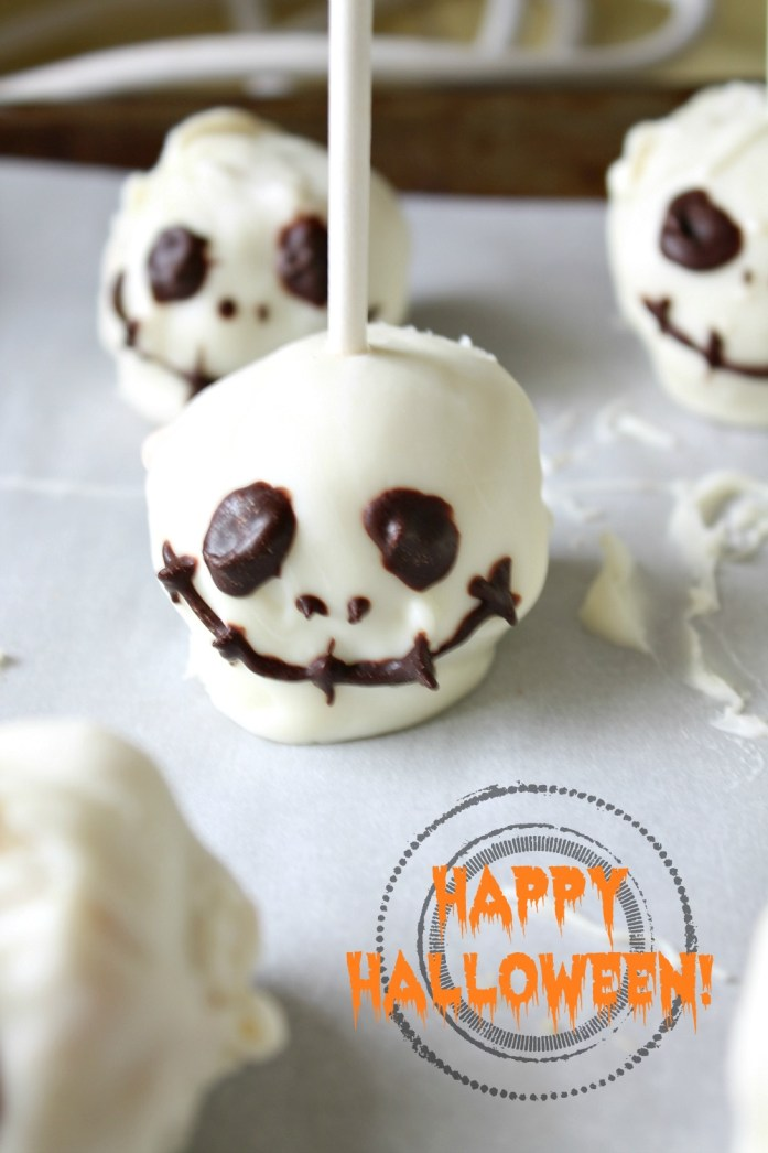 Jack Skellington Oreo Pops 5--103015