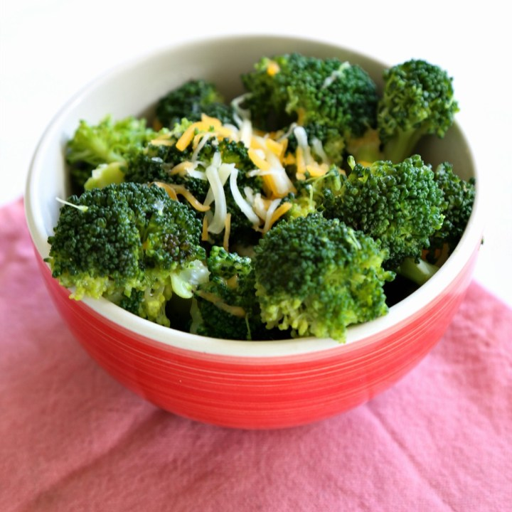 Parmesan Cheddar Broccoli and LEAN CUISINE® Vermont White Cheddar Mac & Cheese