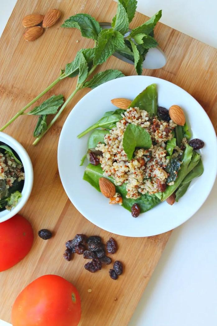 Quinoa Salad 5--090216
