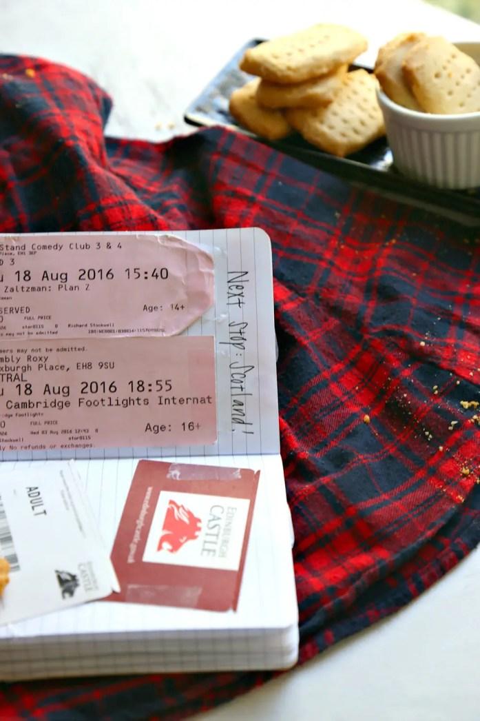 Scottish Shortbread 14--092116