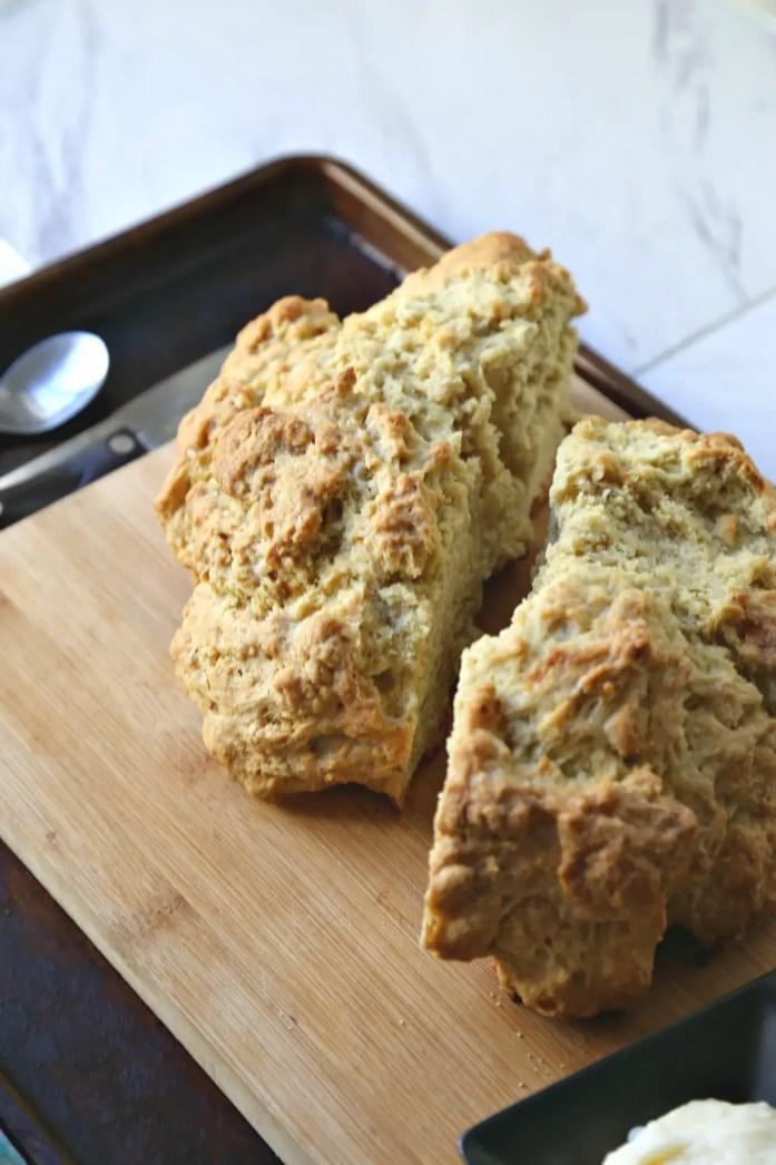 Irish Soda Bread 6--100116