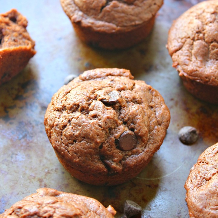 Chocolate Lovers' Muffins