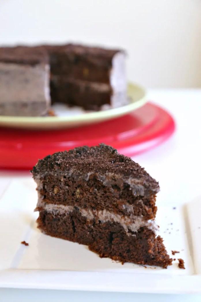 Chocolate Oreo Cake 1--072117