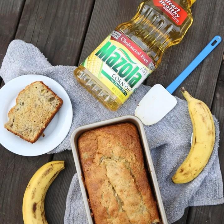 Better-for-You Banana Bread