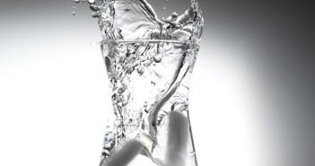 Water in Vase, Still Life