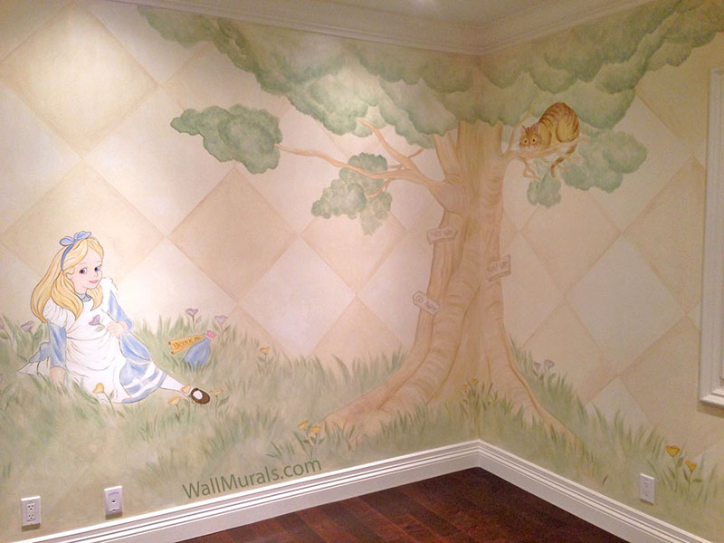 Baby Room Wall Murals Nursery Wall Murals For Baby Boys
