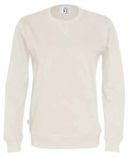 Cottover - 141003 - Crewneck unisex - Off-White (105)
