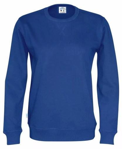 Cottover - 141003 - Crewneck unisex - Royal blue (767)