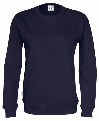 Cottover - 141003 - Crewneck unisex - Marineblå (855)