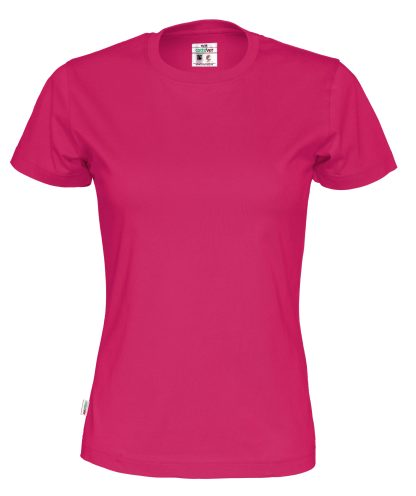 Cottover - 141007 - T-shirt lady - Cerise (435)