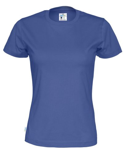 Cottover - 141007 - T-shirt lady - Royal Blue (767)