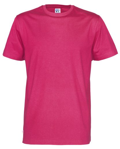 Cottover - 141008 - T-shirt man - Cerise (435)