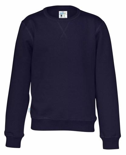 Cottover - 141015 - Crewneck Kid - Marineblå (855)