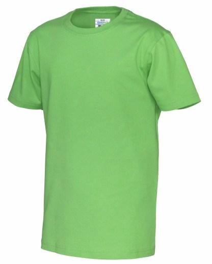 Cottover - 141023 - T-shirt Kid - Grønn (645)