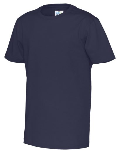 Cottover - 141023 - T-shirt Kid - Marineblå (855)
