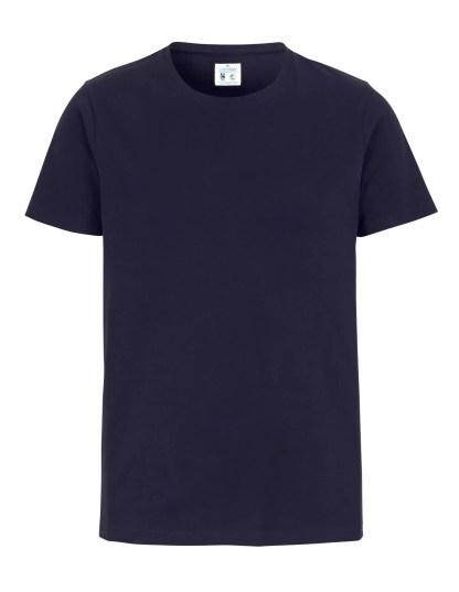 Cottover - 141026 - T-shirt R-neck Slim Fit Man - Marineblå (855)