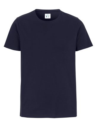 Cottover - 141026 - T-shirt R-neck Slim Fit Man - Marineblå (855)