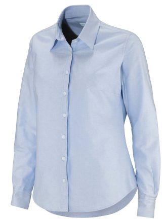 Cottover - 141031 - Oxford Shirt Lady - Lys blå (716)