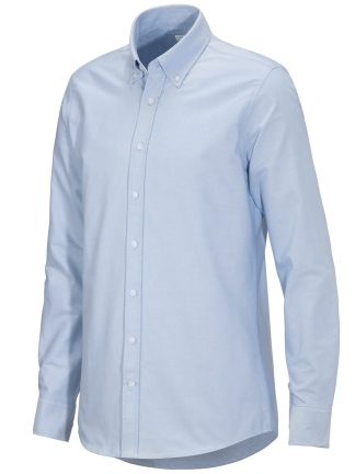 Cottover - 141032 - Oxford Shirt Slim Fit Man - Lys blå (716)