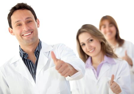 Wartung von Zahnersatz