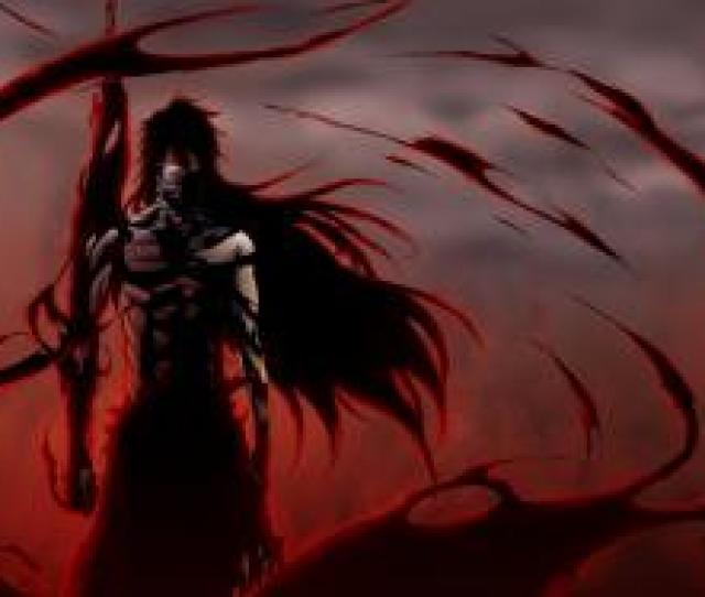 Bleach Kurosaki Ichigo Mugetsu Anime Wallpaper