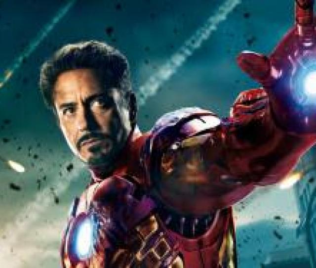 Iron Man In Avengers Movie Wallpaper