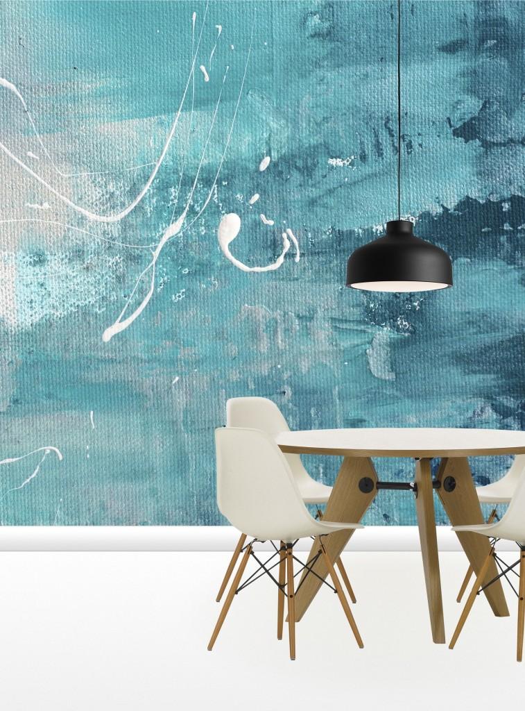 Watercolours Scandinavian Wallpaper Amp D 233 Corscandinavian