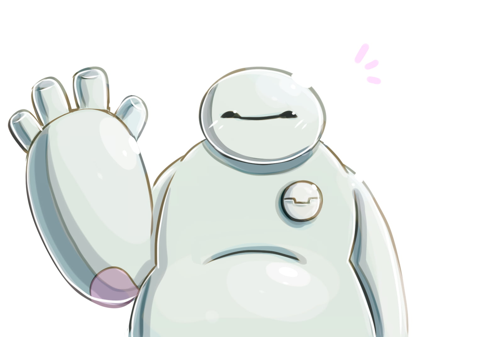 Baymax Illustration Big Hero 6 Animated Movies Walt