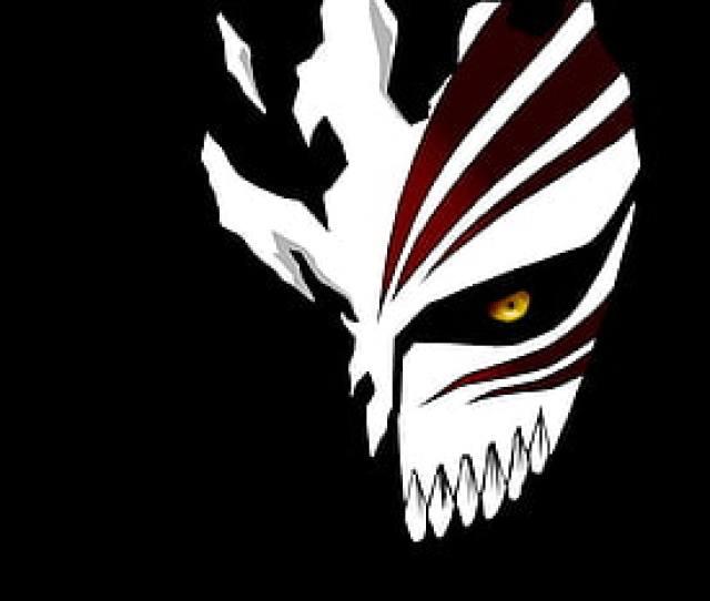 Ichigo Mask Graphic Wallpaper Bleach Anime Eyes