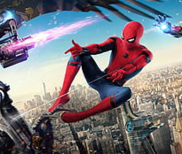 Spider Man And Iron Man Wallpaper Spider Man Homecoming