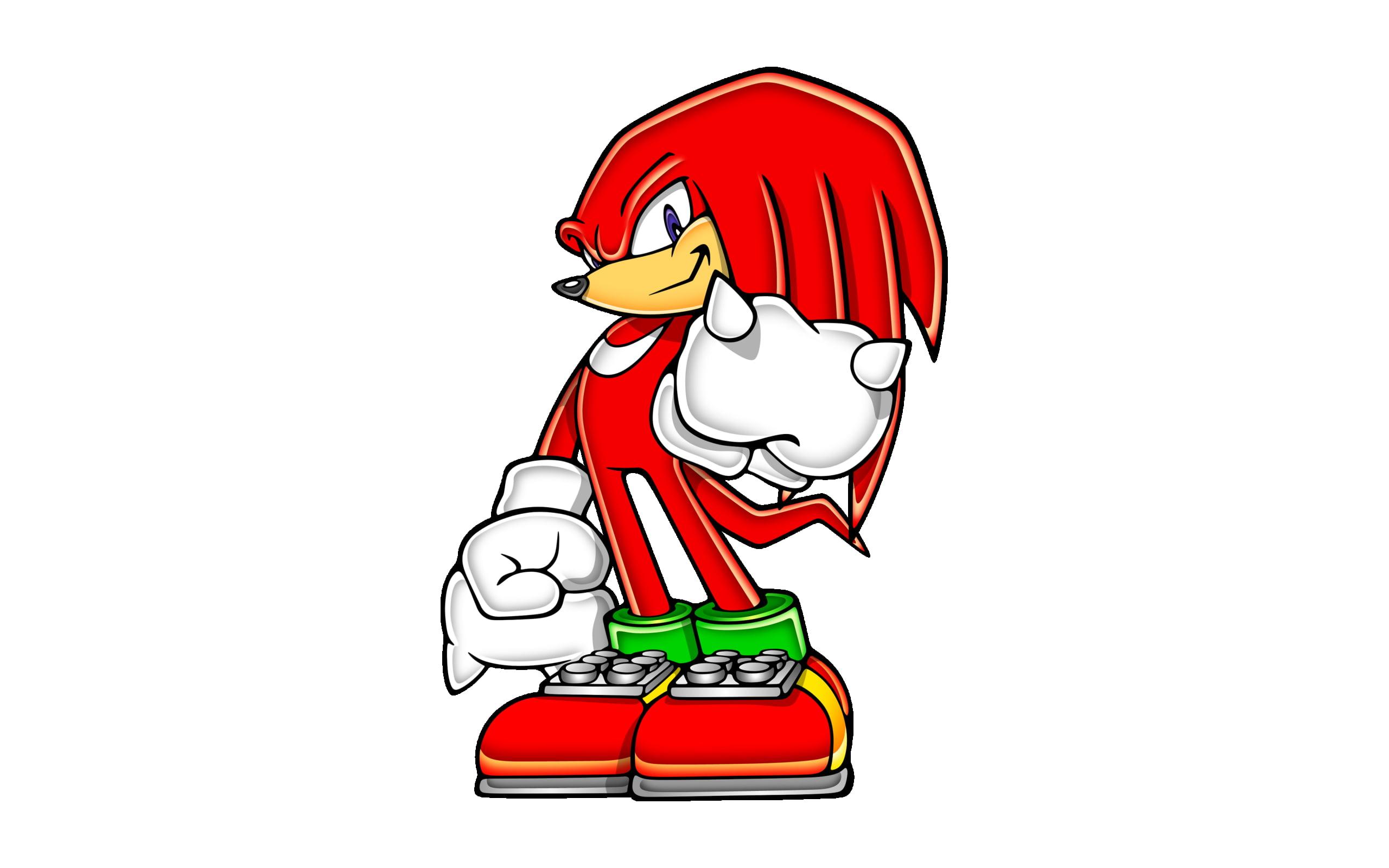 Sonic The Hedgehog Character Illustration Knuckles Sonic The Hedgehog Sonic Transparent Background Hd Wallpaper Wallpaper Flare